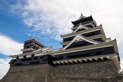 Kumamoto Castle, Travel, Japan, Historical, Sightseeing