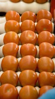 Tomatoes, Fruits, Food, Fresh, Healthy, Ripe, Organic