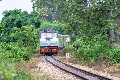 Train, Journey, Indian Railways, Trip, Transit, Rail