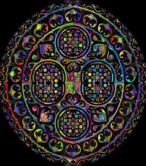 Mandala, Ornamental, Decorative, Decoration, Decor