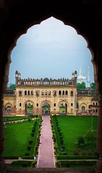 Bara Imambara, Architecture, India, Culture