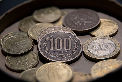 Coins, Money, Currency, Financial, Economy, Income