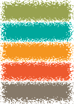 Art, Design, Pattern, Abstract, Stripes, Cutout, Sunset