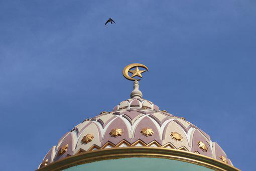 Building, Mosque, Tower, Dome, Architecture, Islam