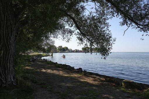 Lake, Vacation, Adventure, Canoeing, Leisure, Boat