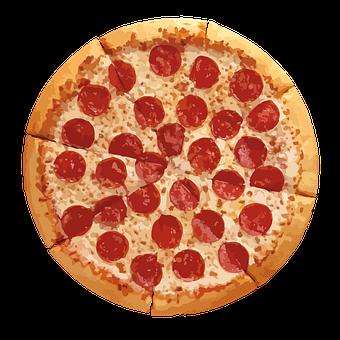 Pizza, Food, Kitchen, Italian, Pizza Shop, Dough, Eat