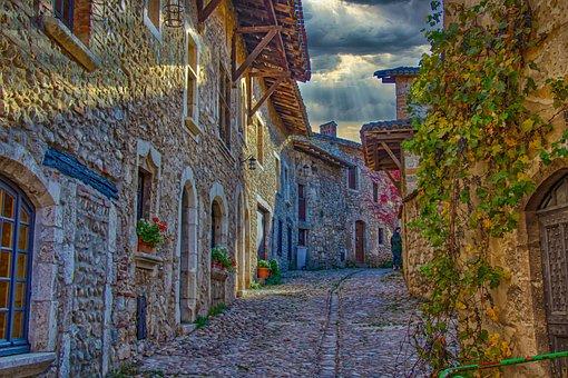 Street, Historic Town, Village, Town, Old, Heritage