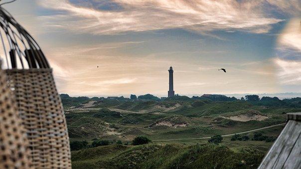 Lighthouse, Nature, Outdoors, Travel, Landscape, Heaven