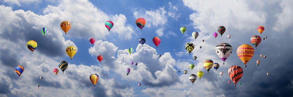 Background, Sports, Travel, Adventure, Flying