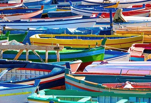 Boats, Fishing Boat, Travel, Adventure, Voyage, Scenery