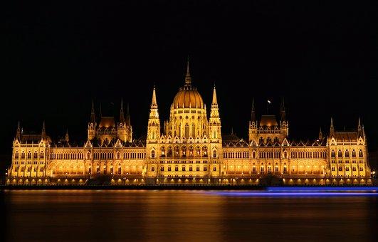 Building, Palace, Parliament, Monument
