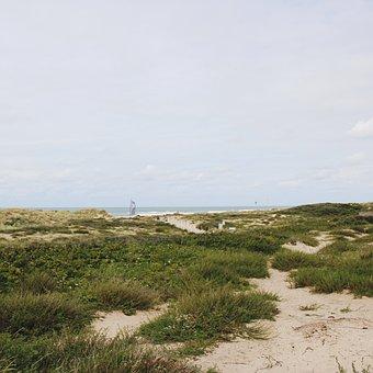 Beach, Coast, Netherlands, Nature, North Sea, Landscape