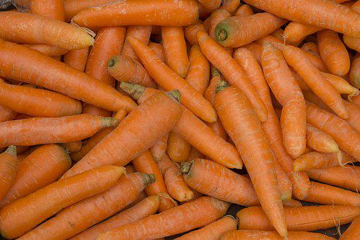 Carrots, Vegetables, Organic, Harvest, Orange