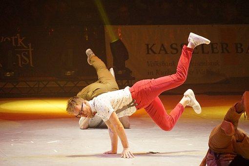 Gymnastics, Break Dancing, Artist, Acrobatics