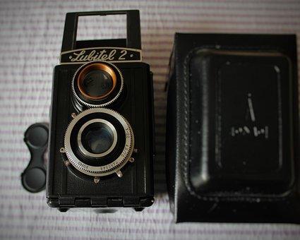 Camera, Old Camera, Old, Photo Camera, Close Up