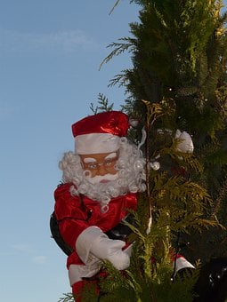 Weihnachtsmaenn, Ziipfelmuetze, Christmas, Doll