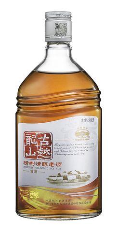 Gu Yue Long Shan, Shot Drinks, Bottle