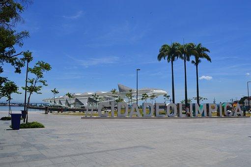 Olympic City, Tomorrow's Museum, Rio De Janeiro