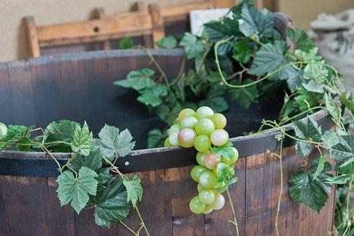 Wine-presses, Wine, Grapes, Press, Fruit, Vine