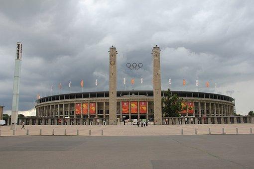 Olympic Stadium, Women's World Cup, Berlin