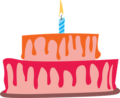 Birthday, Cake, Candle, Birthday Cake, Party