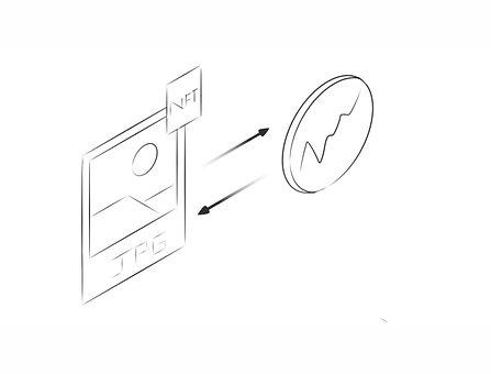 Nft, Technology, Image, Digital, Blockchain, Drawing