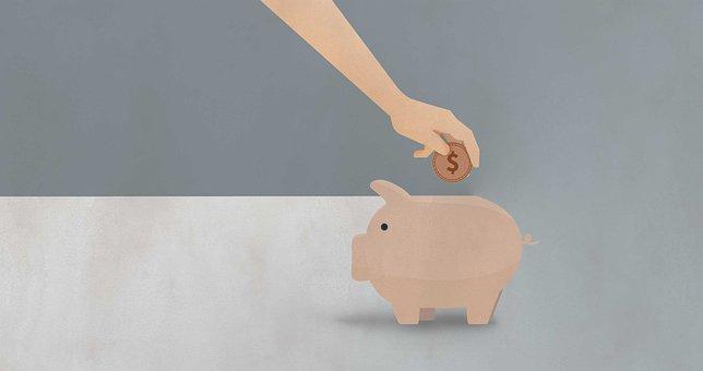Piggy Bank, Savings, Investment, Penny Bank, Money Box