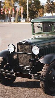 Car, Bumper, Engine, Military, Car Showroom, Machine