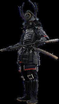 Samurai, Warrior, Cosplay, Weapon, Sword, Character