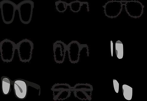 Eyeglasses, Glasses, Vision Care, Sunglasses