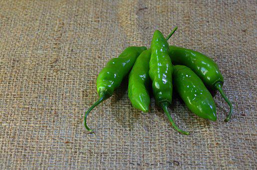 Chili Peppers, Spicy, Flavor, Ingredients, Hot, Harvest
