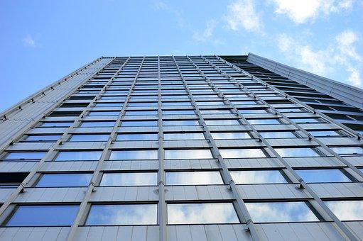 Building, Skyscraper, Architecture, Residential