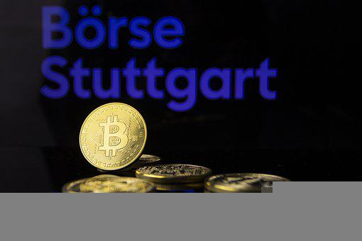Bitcoin, Stock Exchange, Trade, Currency, Transfer