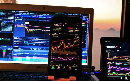 Stock, Chart, Trading, Investing, Options, Futures
