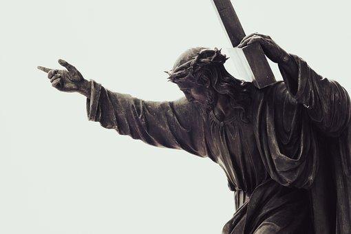 Jesus, Christ, Cross, Belief, Christianity