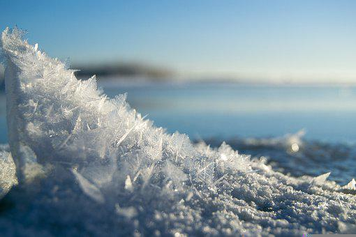 Ice, Frost, Crystal, Winter, Cold, Icy, Snow, Frosty
