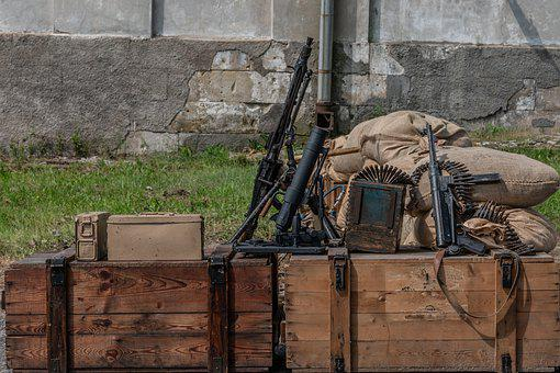Weapon, Military, Modlin Fortress, Fortress, Staging