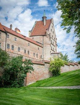 Trausnitz Castle, Landshut, Castle, Bavaria