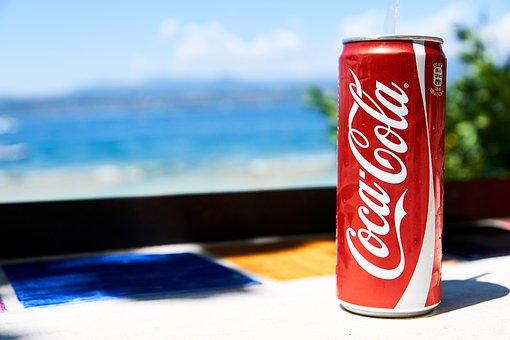 Coca Cola, Can, Drink, Soda, Coke, Beverage