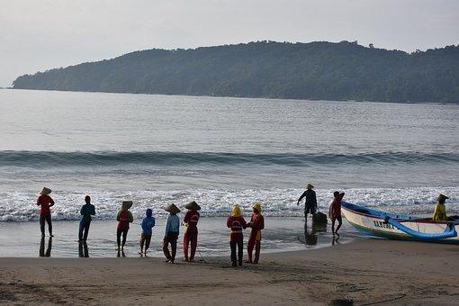 Pangandaran East Coast, West Java, Pangandaran Regency