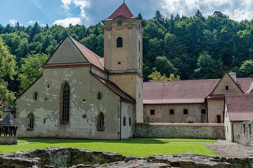 Building, Monastery, Monument, Red Monastery
