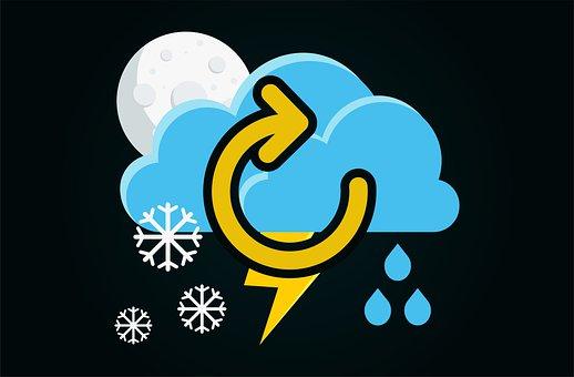 Weather, Climate Change, Snowfall, Rain, Thunderstorm