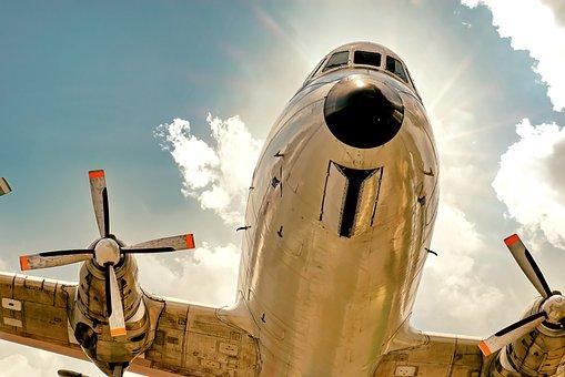 Plane, Passenger Machine, Air Traffic, Aviation