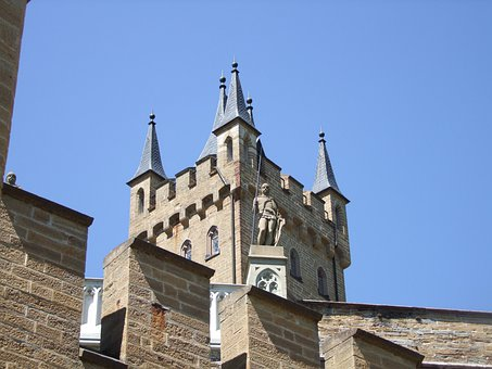 Castle, Tower, Fortress, Building, Middle Ages