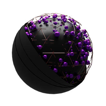 Atom, Sphere, Globe, Planet, Ball, Transparent