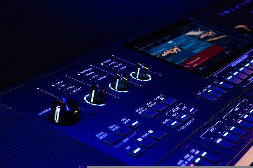 Electronic, Musical Instrument, Music, Technology
