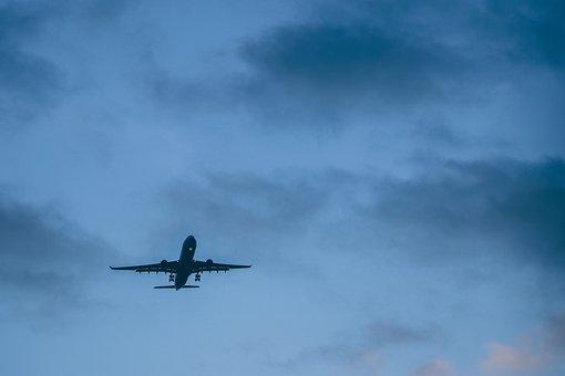 Airplane, Travel, Transportation, Adventure, Aviation