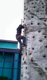 Man, Climbing, Mountain, Sport, Extreme, Adventure