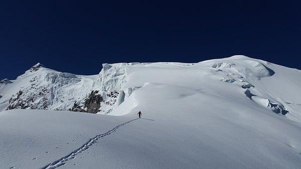 Ortler, Backcountry Skiiing, Alpine, North Wall