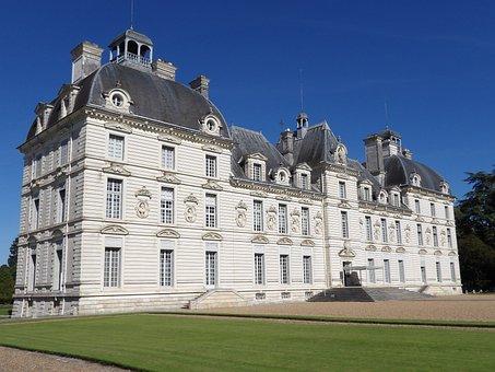 Cheverny, Château De La Loire, Architecture, France